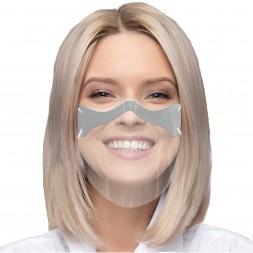Mini przyłbica ochronna na usta i nos